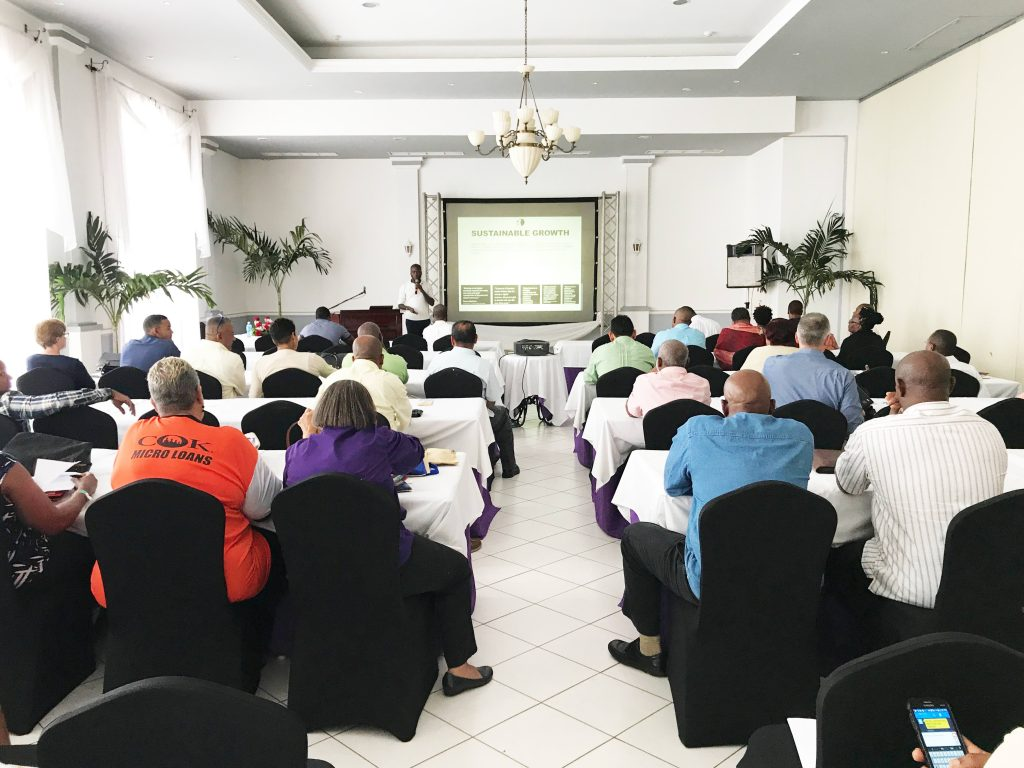 The Caribbean Confederation of Credit Unions – An ...
